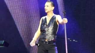 Depeche Mode - Policy Of Truth (Lithuania, Vilnius, Vingis park - 27.07.2013)