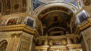 Исаакиевский собор. Экскурсия