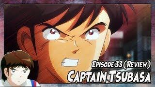 Final Battle ? MISUGI VS HYUGA - Captain Tsubasa Anime 2018 Episode 33 (Review)