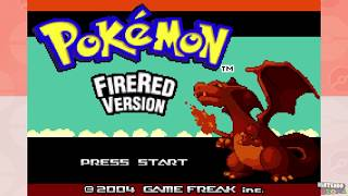 Pokémon FireRed for GBA ᴴᴰ (2004) Full Playthrough