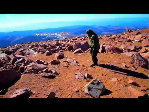 Pikes Peak - Summits on the Air (SOTA)