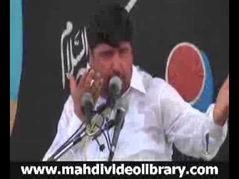 Zakir Amir Abbas Rabbani Wapsi Madina,majlis 22 08 2013 D,g Khan video