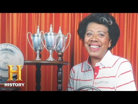 Althea Gibson: First Black Tennis Champion - Fast Facts | History