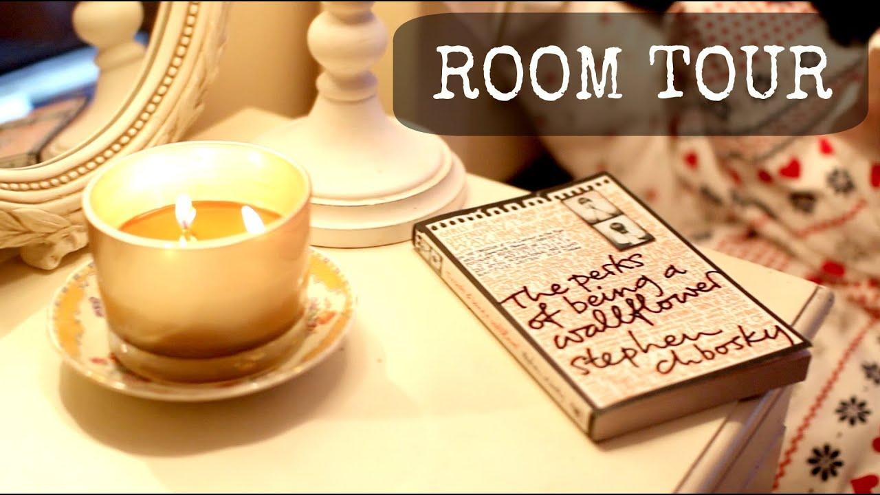 Room Tour Festive Edition Zoella YouTube