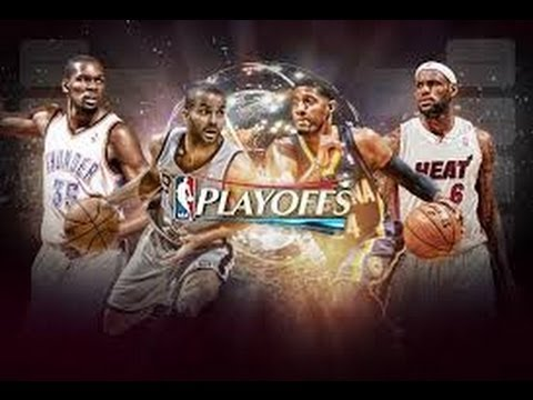 2014 NBA Playoffs Mix ᴴᴰ