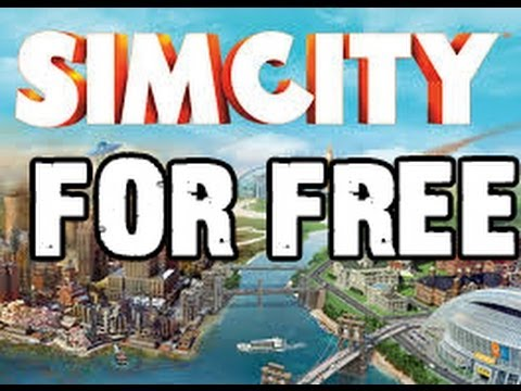 How to get SimCity 5 (2013) For Free For PC!