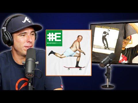 "Alphonzo Rawls Talks About His ""Everybody Skates"" Clothing!!"