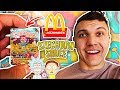 McDonalds Rick and Morty Szechuan Sauce Taste Test Challenge!!