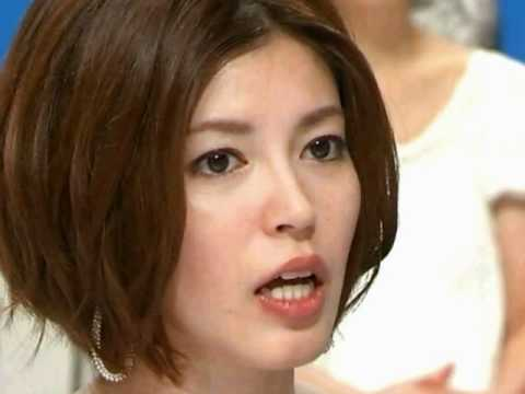 ショートボブヘアの神田愛花