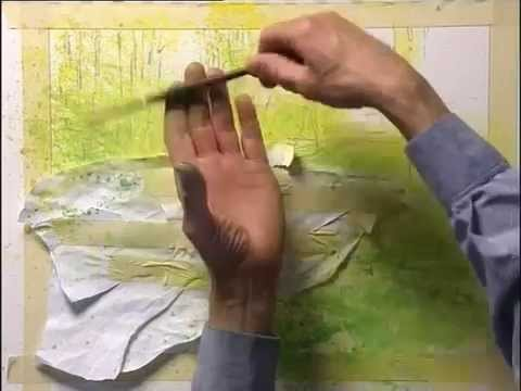 Two-in-One Watercolor with Joe Francis Dowden