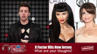 Nicole Scherzinger Addresses 'X Factor' Cheryl Cole Saga