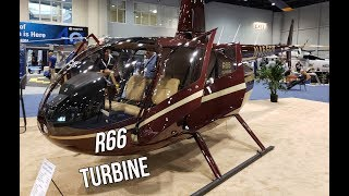 Robinson R66 Turbine Powered Helicopter