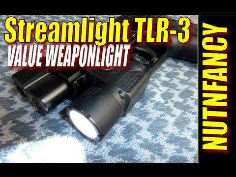 "Streamlight TLR-3 Weaponlight:  ""Compact Powerhouse"" by Nutnfancy"