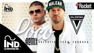 Valentino - Loco Remix Ft. Farruko | Video Lyric
