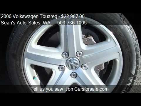2006 Volkswagen Touareg V10 TDI - for sale in Kennewick, WA
