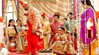 Sath Nibhana Sathiya 22nd November 2016 - Jaggi Leaves In Middle Of The Wedding