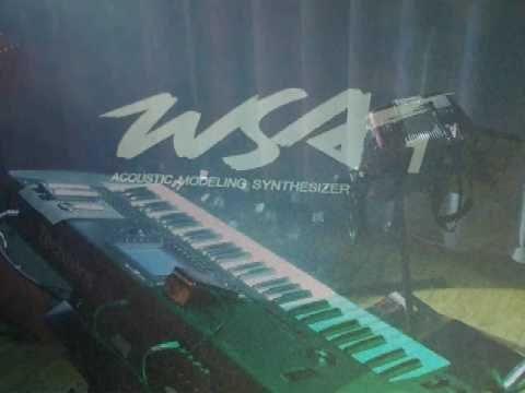 TECHNICS WSA1 - Demo Song