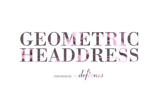 Watch Deftones Geometric Headdress video