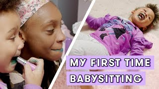 My First Time Babysitting | Seventeen Firsts