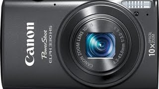 Reviewed - Canon PowerShot 330HS