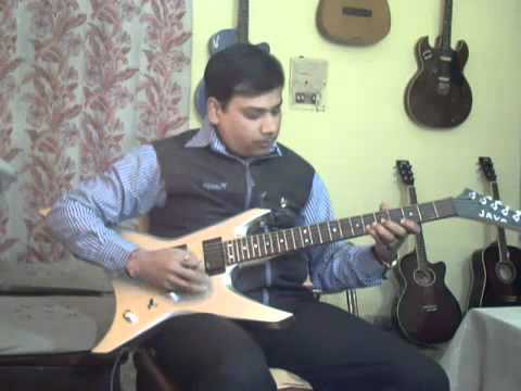 Kaise Mujhe Tum Mil Gaye On Guitar video