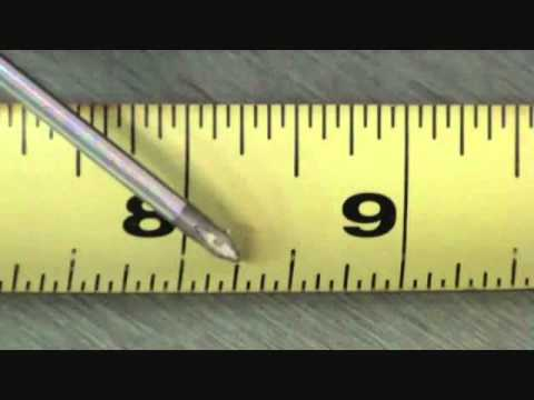 how to read an american tape measure youtube