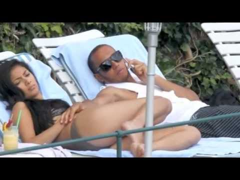 Nicole Scherzinger In An Italian Bikini Break With Lewis Hamilton