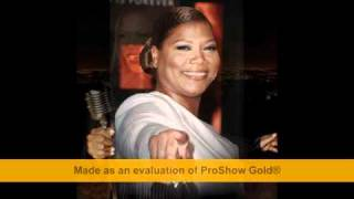 Watch Queen Latifah Gone Away video