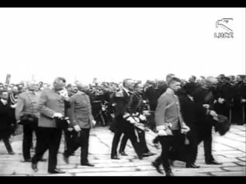 Archduke Franz Ferdinand Funeral