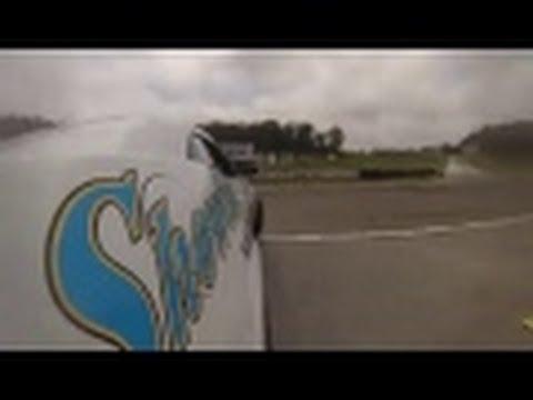 Onstar tries to help Ken Thwaits 2014 z28 Camaro Crash