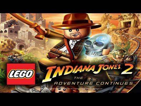 LEGO Indiana Jones: Dilogy - скачать через торрент игру
