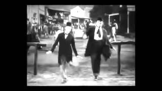Saturday Night Fever - Laurel and Hardy do DISCO