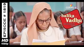 Balika Vadhu - ?????? ??? - 16th February 2015 - Full Episode (HD)