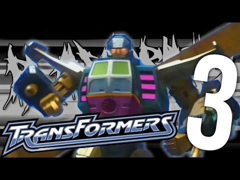Transformers (PS2)   Part 3   PLAYGRIND