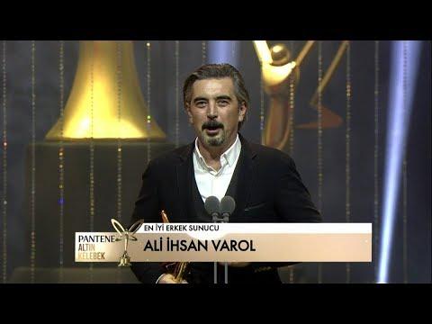 En İyi Erkek Sunucu Ödülü: Ali İhsan Varol - Kelime Oyunu