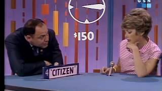 PASSWORD 1966-10-18 Barbara Rush & John Forsythe