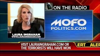 Laura Ingraham goofs on Joni Ernst for VP