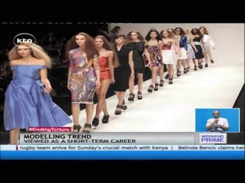 Misconceptions regarding the modelling and fashion industry in Kenya