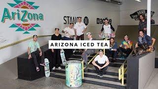 Afternoon in the Park: Arizona Iced Tea   TransWorld SKATEboarding
