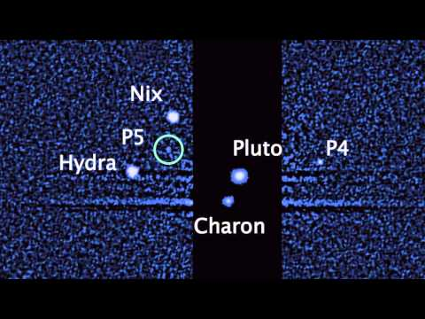 News Flash: Another Moon Discovered Around Pluto! | NASA ESA SETI Dwarf Planet HD Video