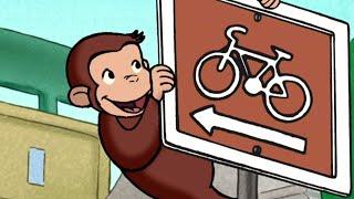 George O Curioso 🐵Placas 🐵 O Macaco 🐵Episódio Completo 🐵 Desenhos Animados