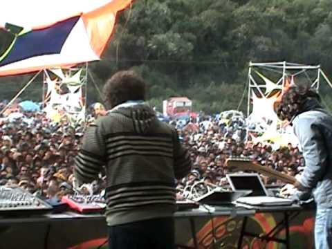 Sesto Sento Solar Vision 2  Mexico DF Compact Records Massive Trance visualmaximocom