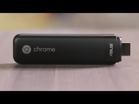 Asus Chromebit is the least-expensive stick PC yet