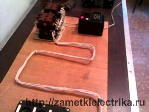 Драйвер для коллекторного двигателя постоянного тока своими руками