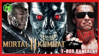 T-800 the Governator | MK11