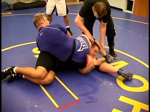 Billy Robinson's Catch Wrestling Arm Lock Techniques Image 1