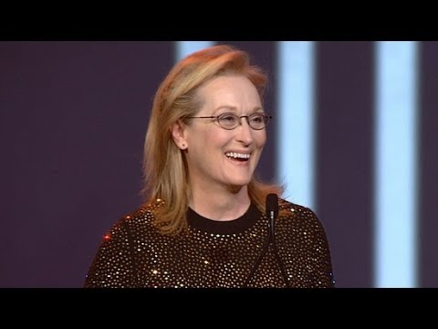 Meryl Streep: I Feel More Like an