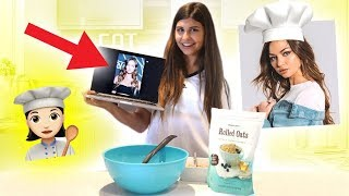 COOKING W/ SUNNY AND ERIKA!