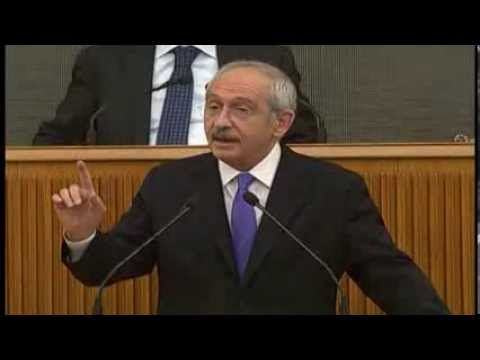 Kilicdaroglu is talking about corruption of ERDOGAN and His Family...