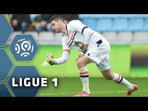 FC Nantes - FC Lorient (1-0) - 12/01/14 - (FCN-FCL) -Résumé